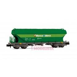 Hopper wagon TT5 MercoNidera, RENFE.
