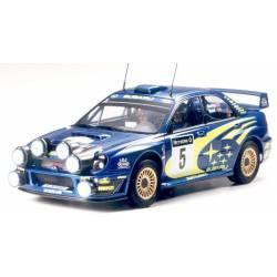 Subaru Impreza WRC 2001. TAMIYA 24250