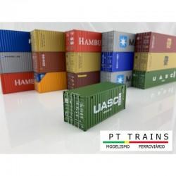 Container 20'DV ''UASC''.