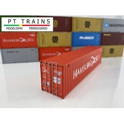 Container 40HC ''Hamburg SÜD''.