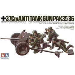 Anti-Tank Gun.