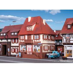 Half-timbered house Bahnhofstraße 15.