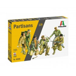 Partisans, WWII.
