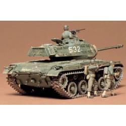 Tanque norteamericano M41 Walker Bulldog.
