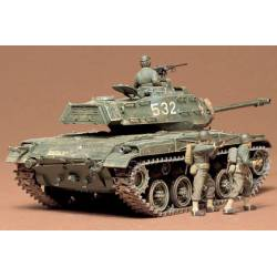 M41 Walker Bulldog. TAMIYA 35055