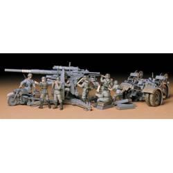 88 mm Gun flak 36/37.