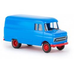 Opel Blitz, blue.
