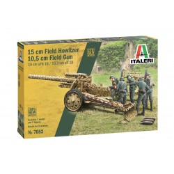 15 cm Field Howitzer.