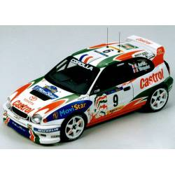 Toyota Corolla WRC 98. TAMIYA 24209