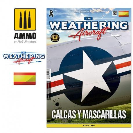 TWA (aircraft): Calcas y Mascarillas.