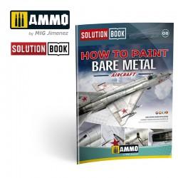 Cómo pintar Aviones de Metal Natural. Solution box.