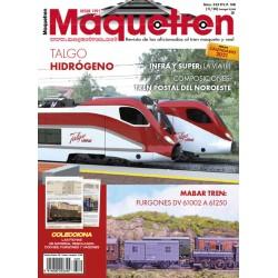 Revista Maquetren, nº 333.