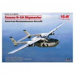 Cessna O-2A Skymaster.