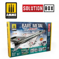 Solution box: How to paint bare metal aircraft.