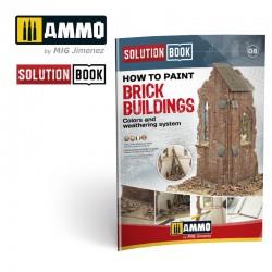 Cómo pintar edificios de ladrillo. Solution box.