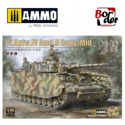 Pz.Kpfw.IV Ausf.H. BORDER MODEL