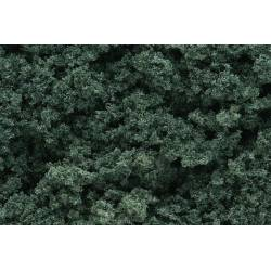 Follaje para crear árboles. Verde oscuro.
