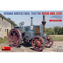 German agricultural tractor D8500 Mod. 1938.