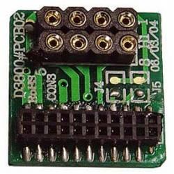 Adaptador de 8 a 21 pins. LILIPUT 938004