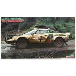 Lancia Stratos HF 1997 Safari Rally.