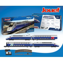 "Set de iniciación analógico ""TGV Duplex""."
