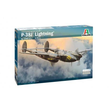 P-38 J Lightning.
