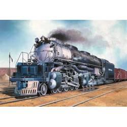 Locomotora Big Boy.