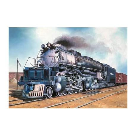 Locomotora Big Boy. REVELL 02165