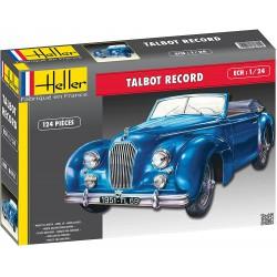 Talbot Largo Record.
