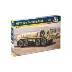 M978 para el servicio de fuel.