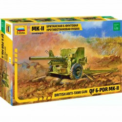 British anti-tank gun MK-II.