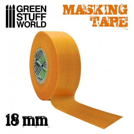 Masking Tape - 18mm.