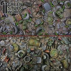 Dump Yard Plates - Crunch Times!.