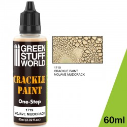Crackle Paint - Mojave Mudcrack 60ml.