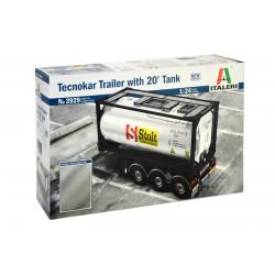 "Heavy tank trailer ""Topas""."