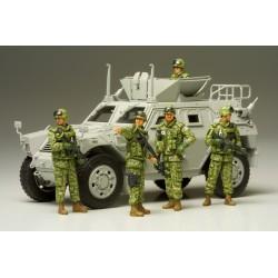 Jgsdf Assistance Team.