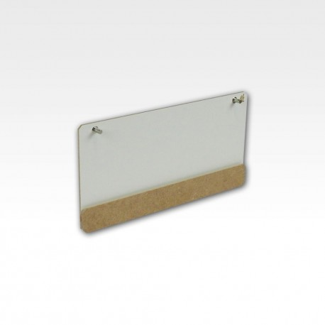 Magnetic instruction holder