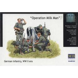 Operation milk man.