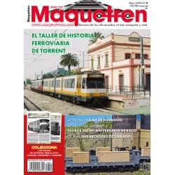 Revista Maquetren, nº 334.