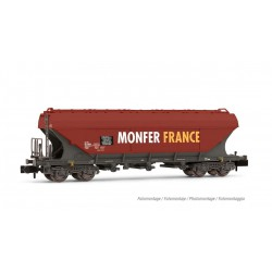 "Hopper wagon ""Monfer France""."