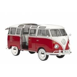"Volkswagen T1 ""SAMBA BUS""' de 1962. REVELL 07399"