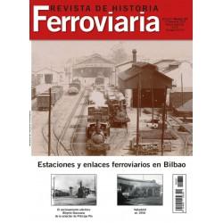 Revista de Historia Ferroviaria nº 25.