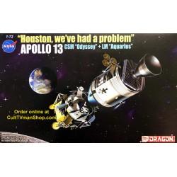 """Apollo 13: """"Houston, we've had a problem""""."""