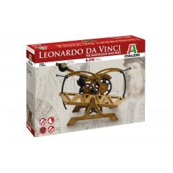 Rolling ball timer. Leonardo Da Vinci series.
