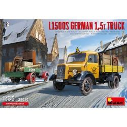 German tractor.