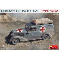 German 1,5 ton truck.