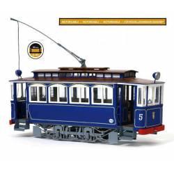 Tranvía Blau Tibidabo. OCCRE 53001