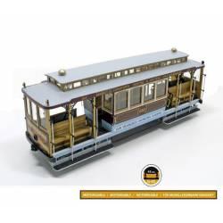 Tranvía cablecar de San Francisco. OCCRE 53007
