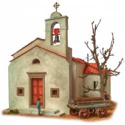 Ermita de Santa Lucía.