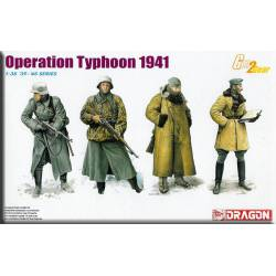 Operation Typhoon. DRAGON 6735